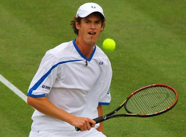 Andy Murray had been due to play in Nottingham for the first time since 2006
