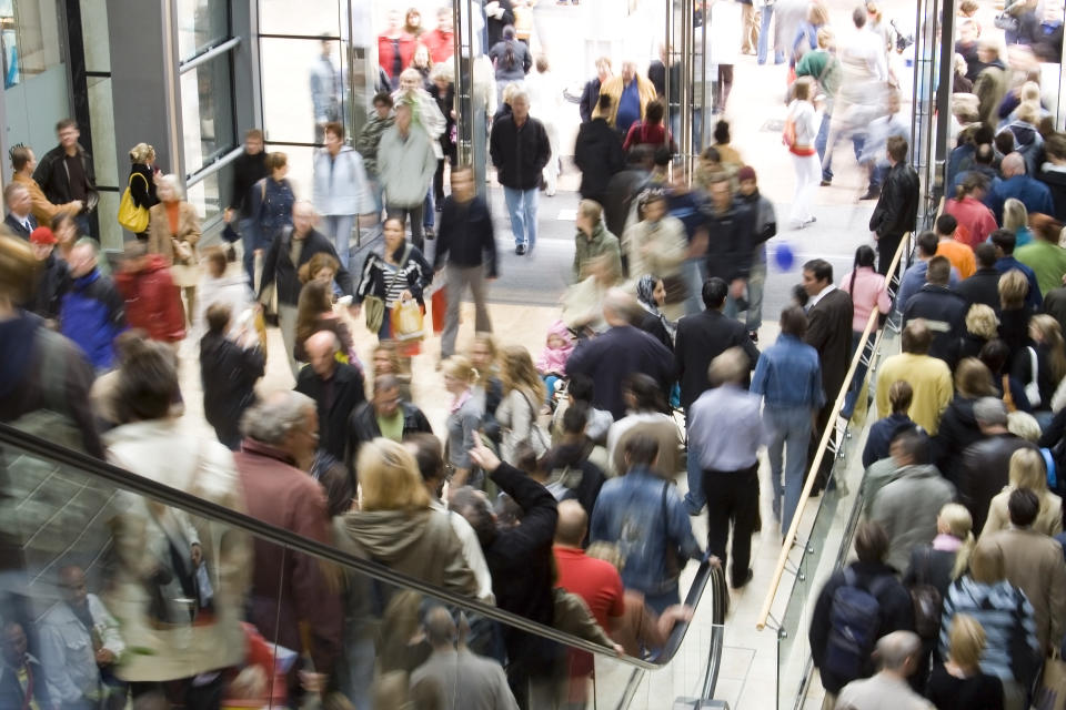 """Black Friday is a sacred """"ritual"""" to many shoppers. (Photo: Getty Creative stock photo)"""