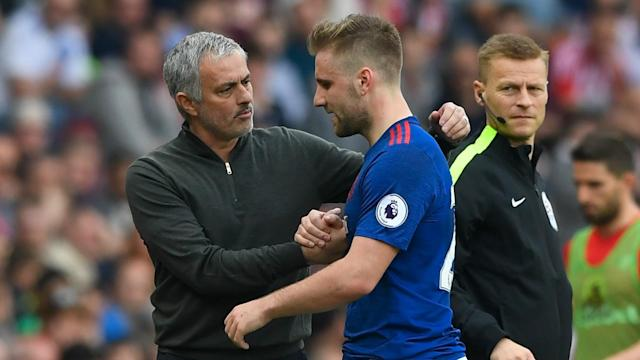 Luke Shaw concedes Jose Mourinho was right to say he could work harder, but vowed to prove him wrong about his ambition and commitment.
