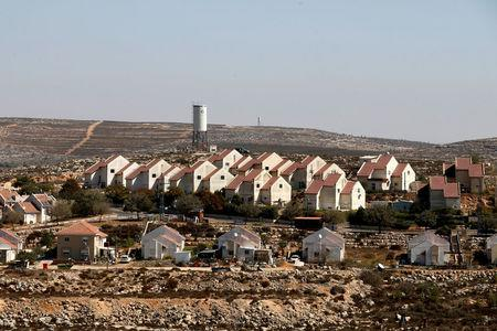 FILE PHOTO: general view shows houses in Shvut Rachel, a West Bank Jewish settlement located close to the Jewish settlement of Shilo, near Ramallah October 6, 2016. REUTERS/Baz Ratner/File Photo