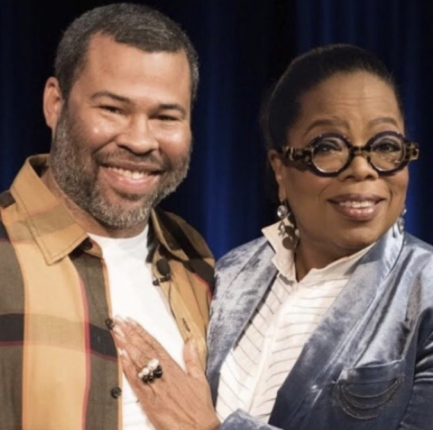 "<p>Even Oscar-nominated, history-making filmmakers are floored when they meet Oprah. ""Welp. This happened,"" the <em>Get Out</em> director captioned this shot with Ms. Winfrey. ""So long now. It's been fun, but I will not be returning to Earth."" (Photo: <a rel=""nofollow"" href=""https://www.instagram.com/p/Be8zh0AnwYj/?taken-by=jordanpeele"">Jordan Peele via Instagram</a>) </p>"