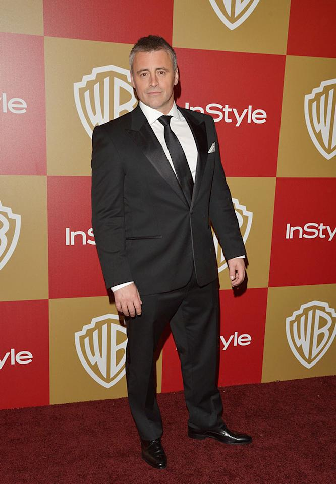 Matt LeBlanc attends the 2013 InStyle and Warner Bros. 70th Annual Golden Globe Awards Post-Party held at the Oasis Courtyard in The Beverly Hilton Hotel on January 13, 2013 in Beverly Hills, California.