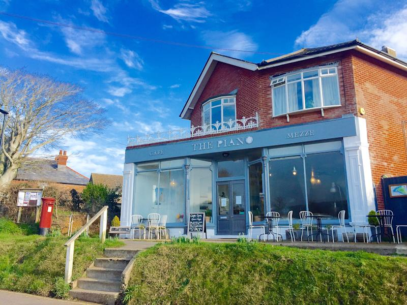 The Piano Cafe [Photo: Visit Isle of Wight]
