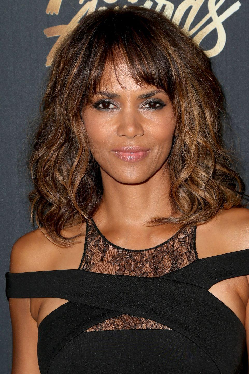 "<p>Berry hated the 2004 film she starred in. In 2005, the actress accepted an award on stage <a href=""http://www.mtv.com/news/1497569/halle-berry-slams-catwoman-at-razzie-awards/"" rel=""nofollow noopener"" target=""_blank"" data-ylk=""slk:stating,"" class=""link rapid-noclick-resp"">stating,</a>""I want to thank Warner Bros. for casting me in this piece-of-sh*t, god-awful movie.""</p>"