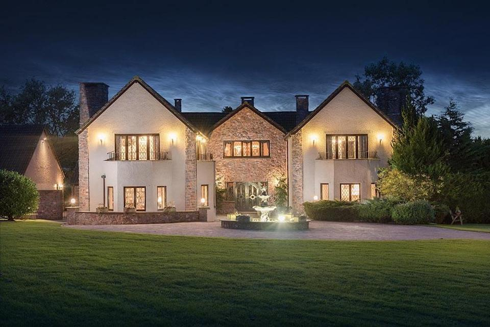 Would you sell your home via a raffle? Image: Millionaire Mansion