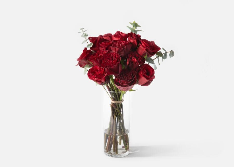 <p>You can't go wrong with this <span>Urbanstems The Valentine</span> ($90).</p>