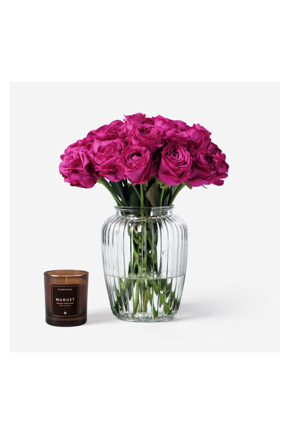 """<p><strong>Flowerbx</strong></p><p>flowerbx.com</p><p><strong>$90.00</strong></p><p><a href=""""https://go.redirectingat.com?id=74968X1596630&url=https%3A%2F%2Fwww.flowerbx.com%2Fus%2Fcrazy-in-love-rose&sref=https%3A%2F%2Fwww.redbookmag.com%2Flife%2Fg35152525%2Fbest-flower-delivery-service%2F"""" rel=""""nofollow noopener"""" target=""""_blank"""" data-ylk=""""slk:Shop Now"""" class=""""link rapid-noclick-resp"""">Shop Now</a></p><p>Based in London, <a href=""""https://www.flowerbx.com/us/"""" rel=""""nofollow noopener"""" target=""""_blank"""" data-ylk=""""slk:FlowerBx"""" class=""""link rapid-noclick-resp"""">FlowerBx</a> is the fashion industry's favorite florist, with clients including Louis Vuitton, Dior, and soon, your S.O.. By cutting out the middle man, they deliver longer-lasting stems directly to their customers in NYC and the northeast United States.</p>"""