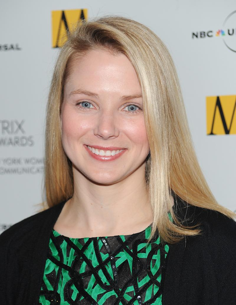 Yahoo Ceo Mayer S Pay Package Worth More Than 59m