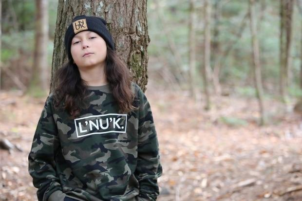 Submitted by L'nu'k Clothing Co.