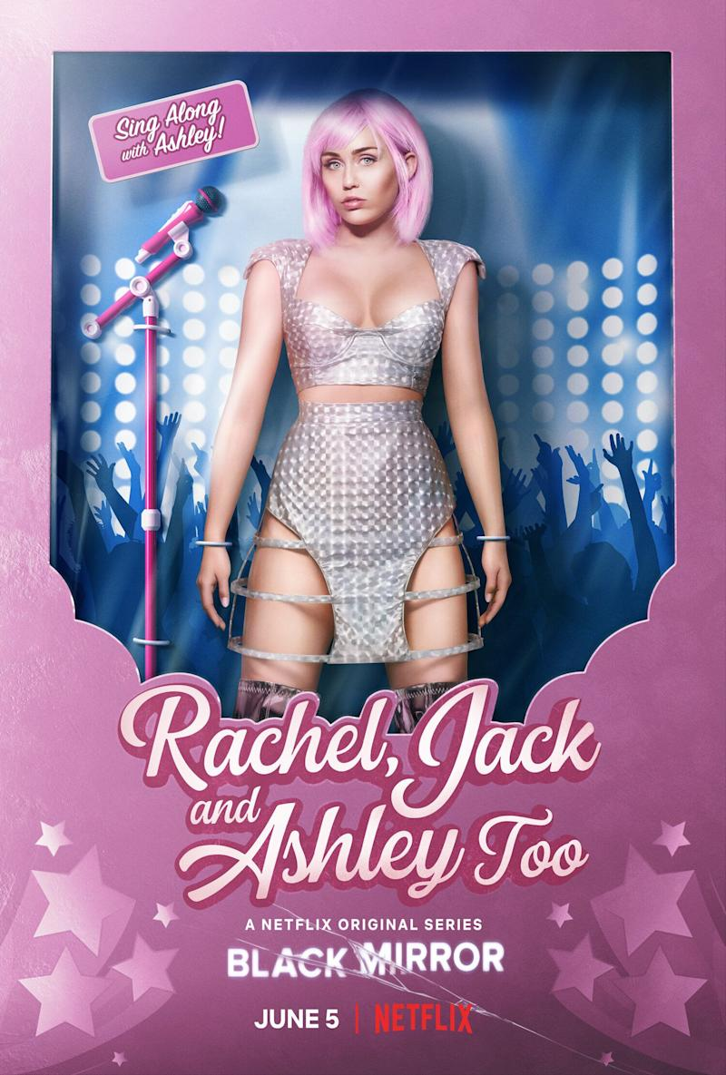 A lonely teenager yearns to connect with her favourite pop star - whose charmed existence isn't quite as rosy it appears… (Netflix)