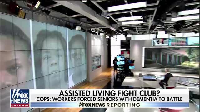 Assisted living workers accused of forcing seniors with dementia to battle thumbnail