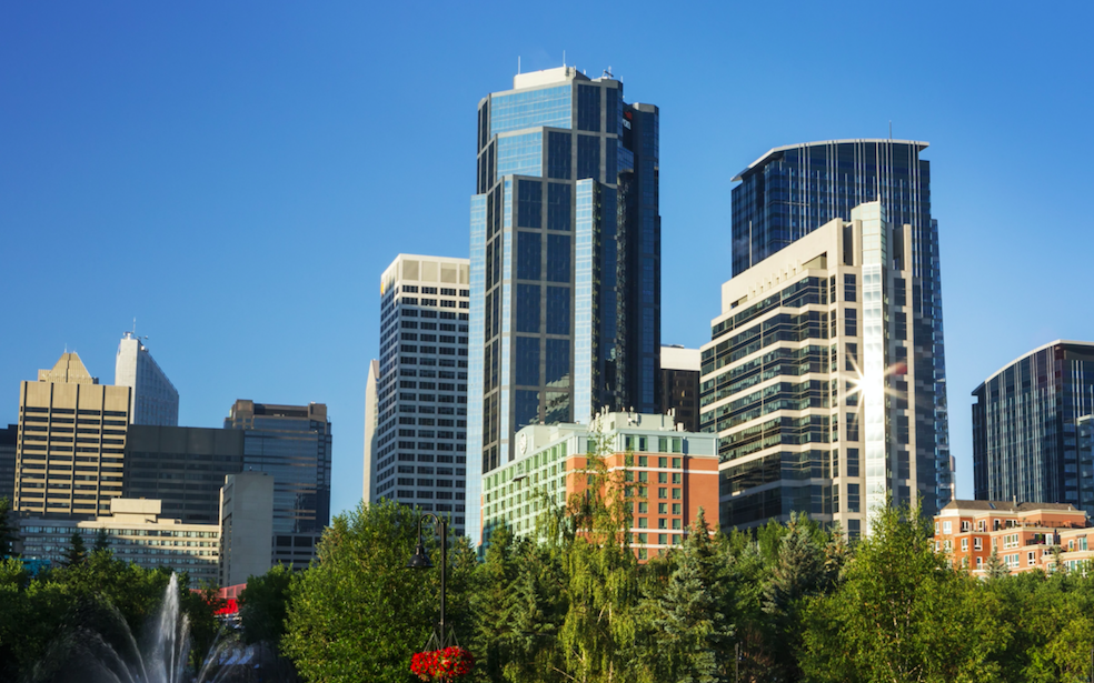 <p>Calgary was named fourth in the ranking (Picture: Rex) </p>