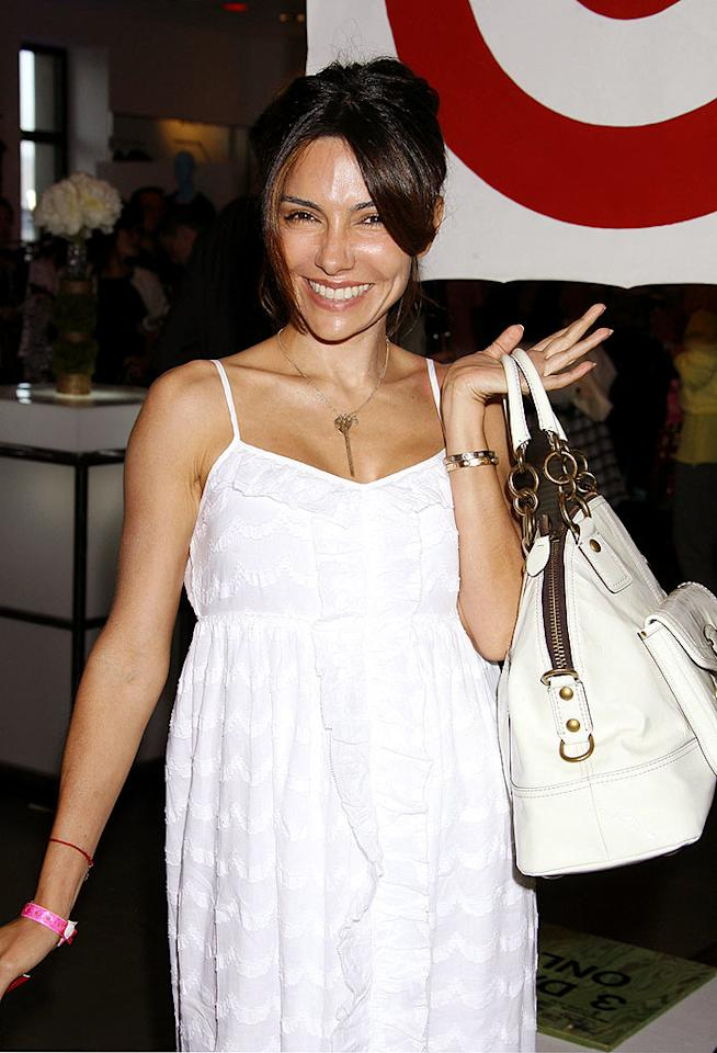 "Now that ""Las Vegas"" is canceled, Vanessa Marcil has more time for her favorite hobby - shopping! Steve Granitz/<a href=""http://www.wireimage.com"" target=""new"">WireImage.com</a> - May 15, 2008"