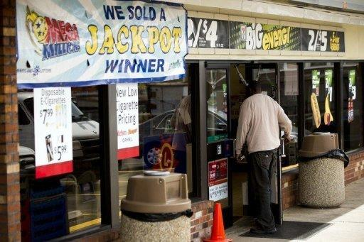 The 7-Eleven in Baltimore where a winning Mega Millions ticket was allegedly sold
