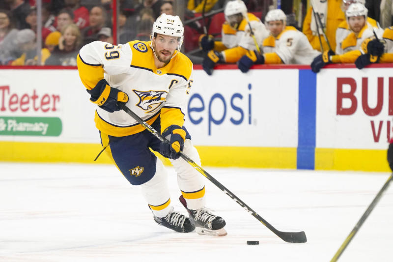 new style d9251 515bd Predators captain Roman Josi makes it 'no secret' about ...
