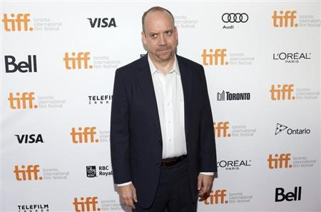"""Paul Giamatti arrives for film screening of """"12 Years a Slave"""" at the 38th Toronto International Film Festival in Toronto"""