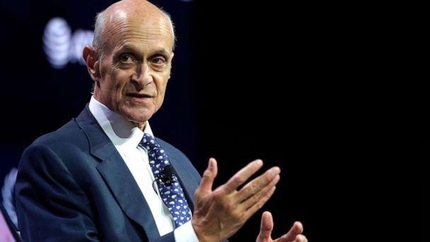 PHOTO: Michael Chertoff, Executive Chairman and Co-Founder of The Chertoff Group, speaks onstage during the 2019 Concordia Annual Summit, Sept. 23, 2019, in New York City. (Riccardo Savi/Getty Images, FILE)