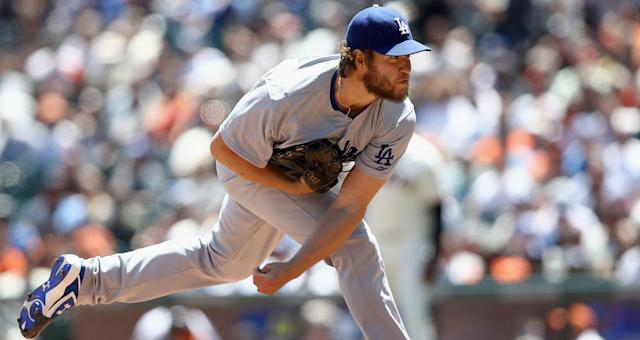 The Los Angeles Dodgers avoided a sweep thanks to star pitcher Clayton Kershaw.