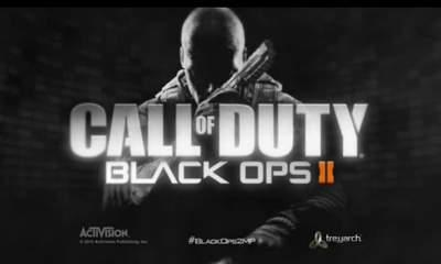 Call Of Duty: Black Ops II Set To Be Blockbuster