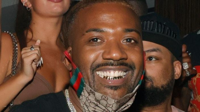 Ray J, who has reportedly recovered from pneumonia not related to COVID-19, is shown here in July, partying it up at E11EVEN in Miami. (Photo: Frazer Harrison/Getty Images)