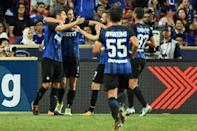 Bizarre own goal steals show as Inter beat Chelsea