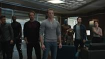 <p> Avengers: Endgame is the ultimate vindication of Marvel's brave vision for a shared universe; the culmination of dozens of story arcs across 22 movies, and the perfect finale for the first stage of MCU overlord Kevin Feige's grand plan. The storytelling choices are bold – <em>that</em> time jump, the character deaths, the nods to earlier movies – but they all make perfect sense in the context of the saga. </p> <p> With its heroes at rock bottom after the events of Infinity War, Endgame has its fair share of bleakness (poor Thor), but also plenty of laughs and moments of triumph. The final act is a masterclass in direction, as the Russo brothers marshal one of the most complicated action set-pieces in cinema history. Come the end and the Marvel Cinematic Universe is changed forever. An epic every bit as bold as Thanos's crazy scheme, Endgame is blockbuster filmmaking at its finest. </p>