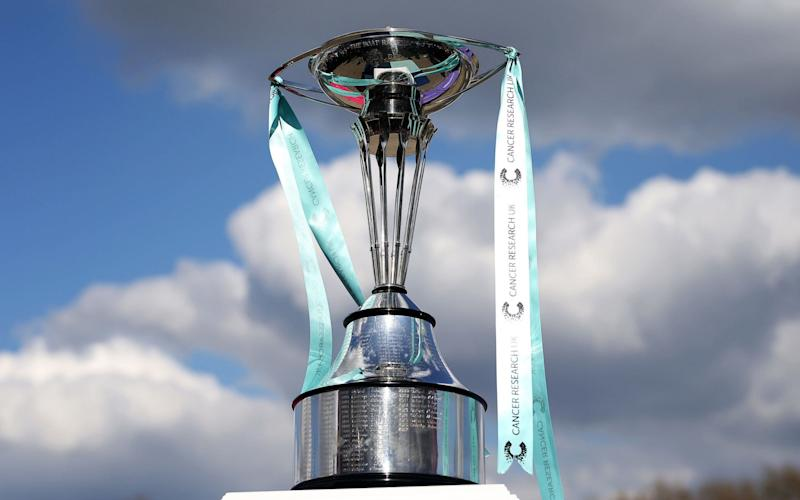 Boat Race trophy - Credit: PA