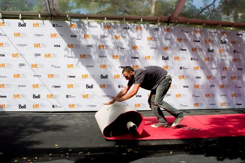 Faced with a pandemic-altered festival, TIFF makes big compromises with sponsors