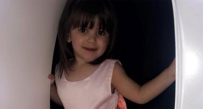 The victim was identified as three-year-old Ava May Littleboy. Source Just GivingMore