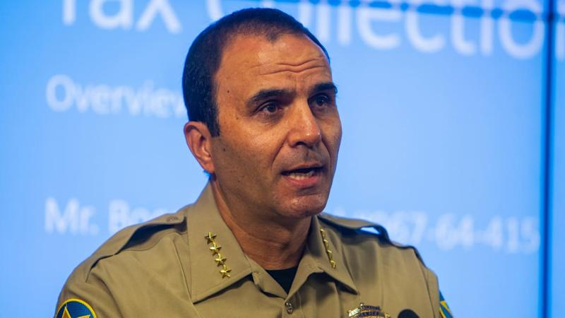 Sheriff Joe Arpaio's Successor Accused of Using Social Distancing 'Snitch Line'