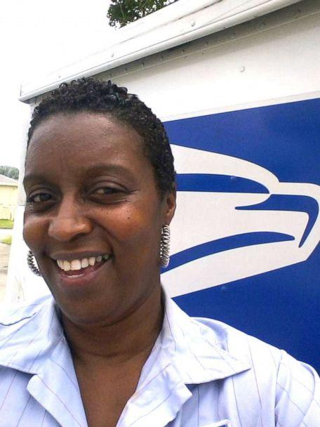 PHOTO: Stephanie Hayes-Bostic worked as a USPS letter carrier for 32 years before retiring. (Stephanie Hayes-Bostic)