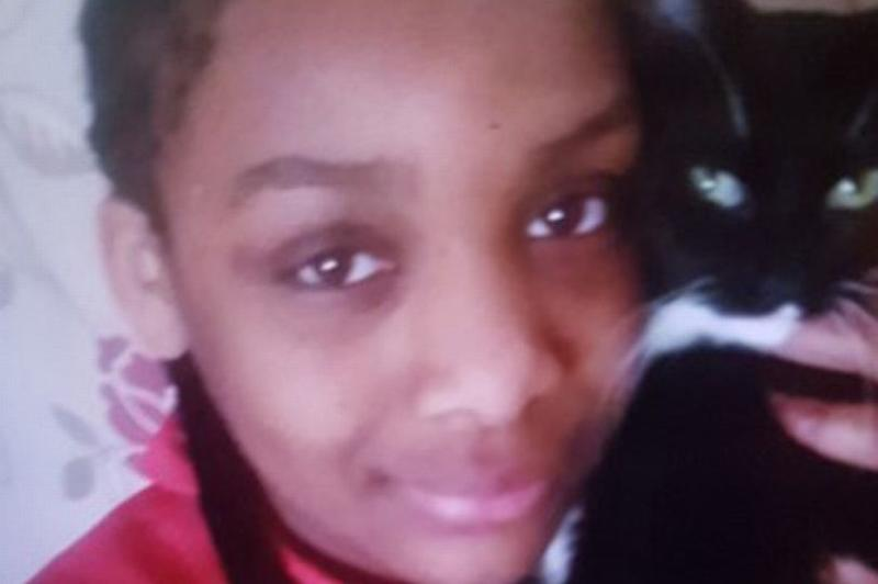 Krystal Donaldson-Rivers who is missing in London.
