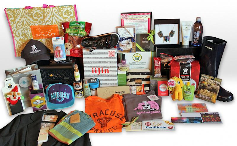 Win a Wounded Warrior Project Emmys Gift Basket from Yahoo! TV