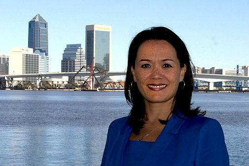 Anna Lopez Brosche is the president of the city council in Jacksonville, Fla. (Photo: voteannabrosche.com)