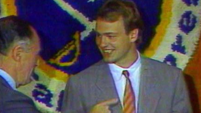 Dale Hawerchuk calls Jets Hall of Fame induction a tribute to city that 'shaped my life'