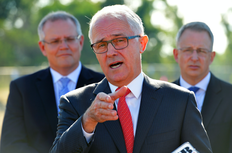 Malcolm Turnbull will ask states to consider a parole ban for violent offenders. Photo: AAP
