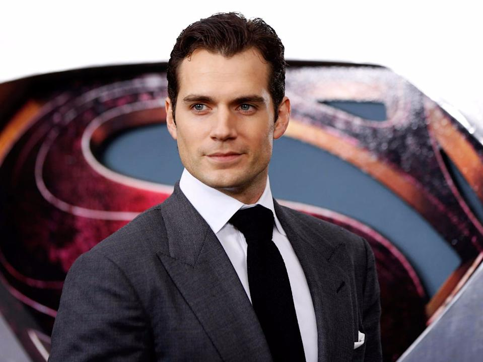 Henry Cavill has starred in a number of superhero and fantasy shows and films.