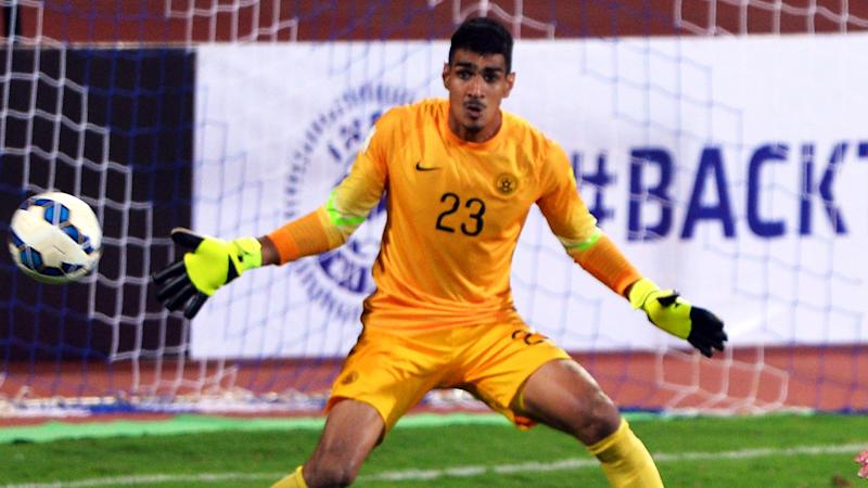 Indian Football Team goalkeeper Gurpreet Singh Sandhu keeps cleansheet in Stabaek FC's 9-0 win over Holmlia