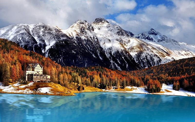 St Moritz in a day? Take the Glacier Express - Carla Alonso Marasco