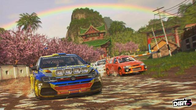 Dirt 5' Gamers' Notes | Glitches and bugs ruin an otherwise fun game