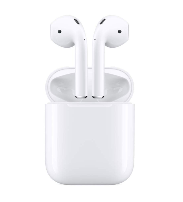 """<p><strong>Apple</strong></p><p>amazon.com</p><p><strong>$134.00</strong></p><p><a href=""""https://www.amazon.com/dp/B07PXGQC1Q?tag=syn-yahoo-20&ascsubtag=%5Bartid%7C10049.g.13602855%5Bsrc%7Cyahoo-us"""" rel=""""nofollow noopener"""" target=""""_blank"""" data-ylk=""""slk:Shop Now"""" class=""""link rapid-noclick-resp"""">Shop Now</a></p><p>If they don't already have AirPods, they definitely need a pair. These wireless earbuds connect automatically and offer more than 24 hours of listening time.</p>"""