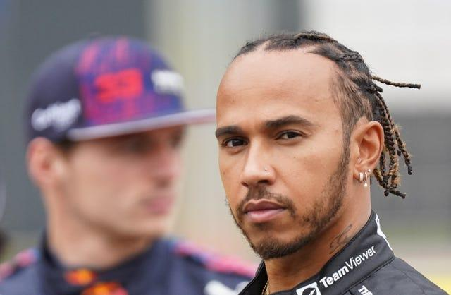 Lewis Hamilton is 32 points behind Max Verstappen ahead of the British GP