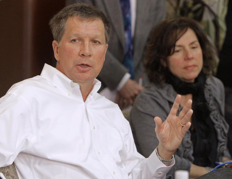 Kasich to visit Germany, England during European trip