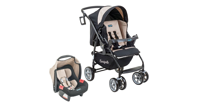 Travel System AT6 K Touring Evolution - Burigotto