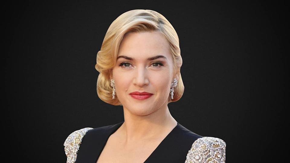 Kate Winslet was scrutinized on weight post