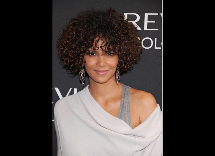 """What's scary to me is Henny makes girls look like <strong>Halle Berry</strong> to me"" <br> --""The New Workout Plan"""