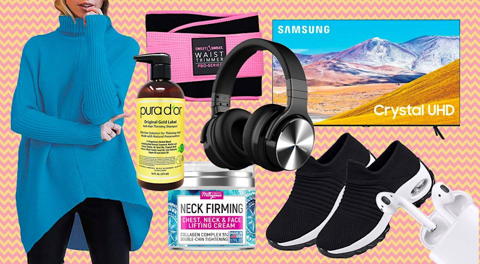 Presenting your favorite products of the year! (Photo: Amazon)