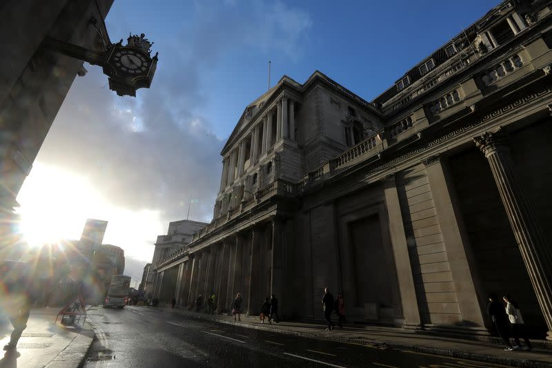 BOE's Tenreyro says coronavirus hit to global growth could be large