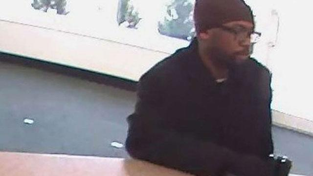 Bold Robber Strikes for 10th Time