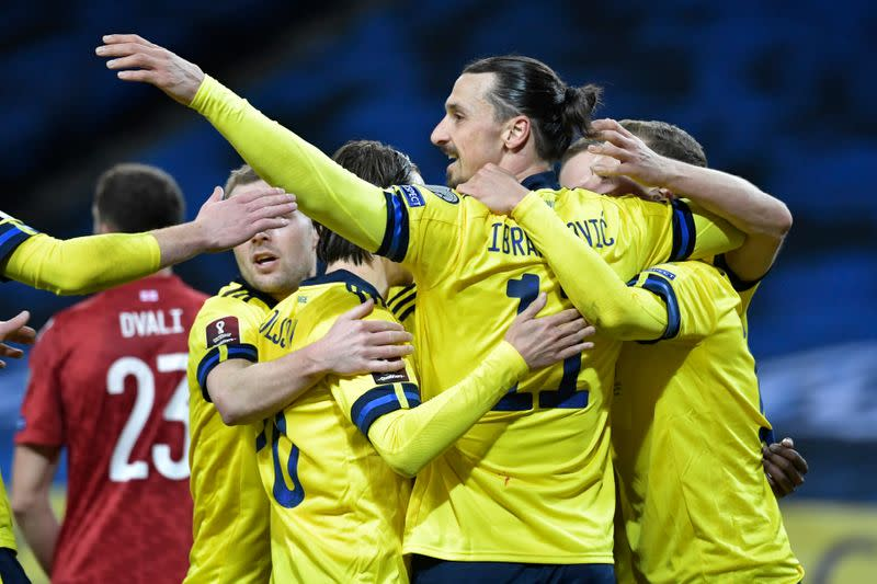 World Cup Qualifiers Europe - Group B - Sweden v Georgia